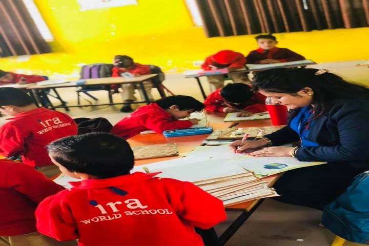 IRA World School-Activity