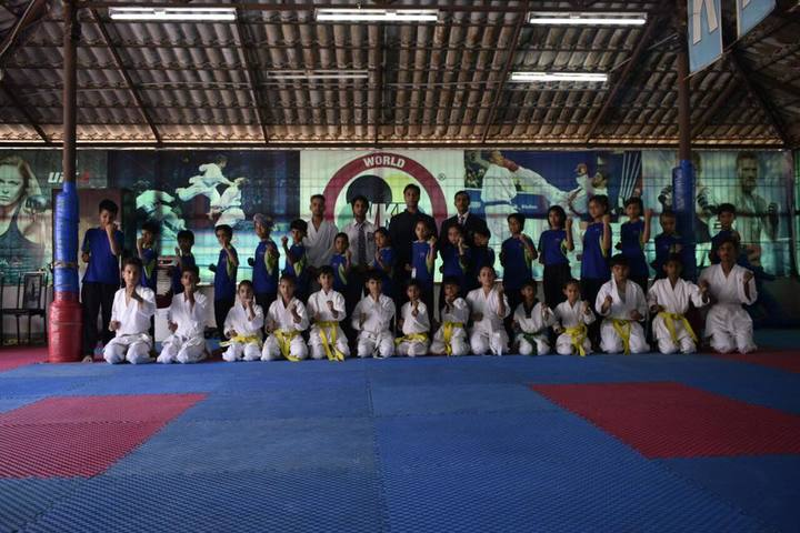 IRA World School-Karate Event