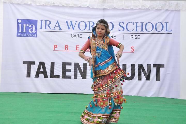 IRA World School-Talent Hunt Event
