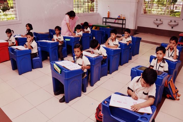Ishaque Patel Public School-Classroom