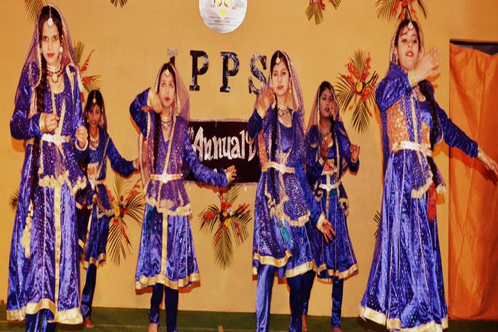 Ishaque Patel Public School-Dance