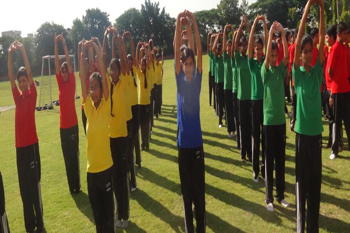 Ishaque Patel Public School-Fitness
