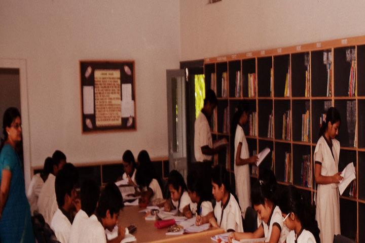 Ishaque Patel Public School-Library