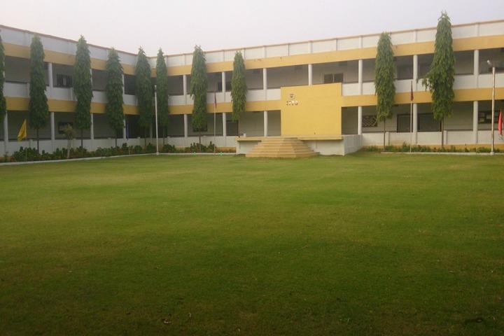Ishaque Patel Public School-Play Ground
