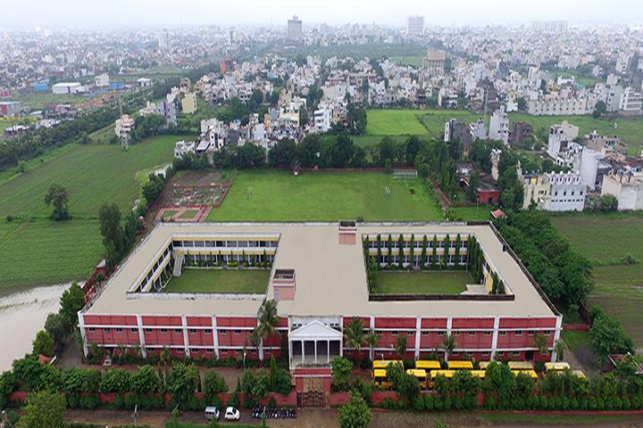 Ishaque Patel Public School-School Arial View