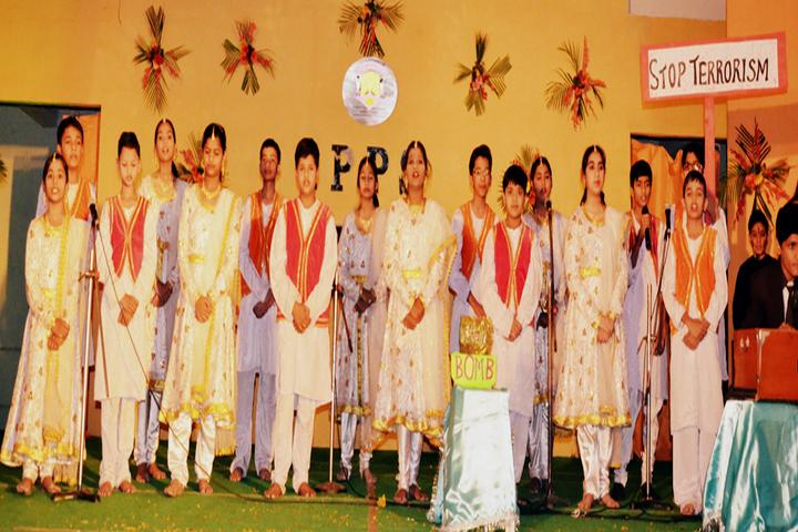 Ishaque Patel Public School-Singing Event
