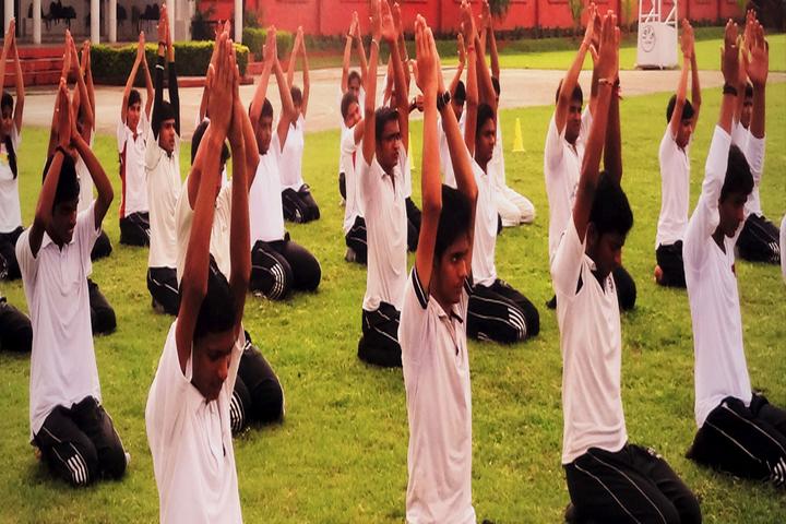 Ishaque Patel Public School-Yoga