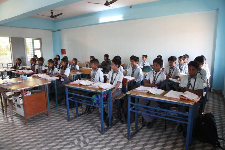 Ishwar Prem Vidya Mandir-Classroom