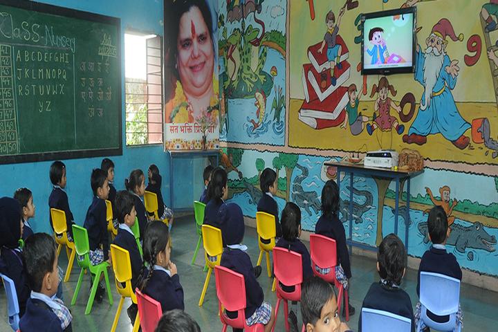 Ishwar Prem Vidya Mandir-Kindergarten Classroom