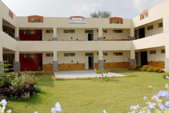 Ishwar Prem Vidya Mandir-School View
