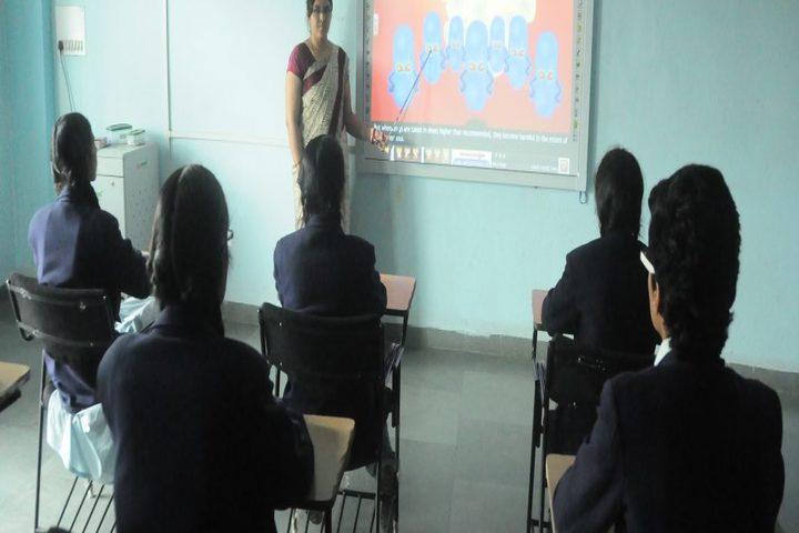 Ishwar Prem Vidya Mandir-Smart Classrooms