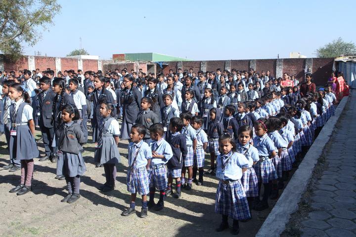 Ishwar Prem Vidya Mandir-Assembly