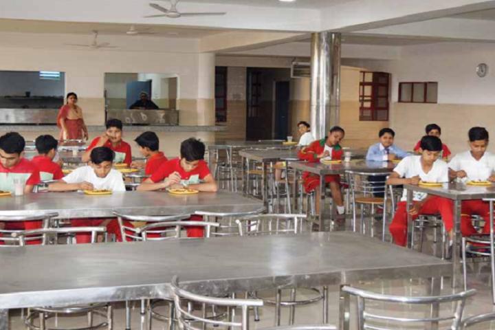Itm Global School-Cafeteria