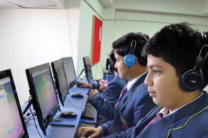 Itm Global School-IT-Lab