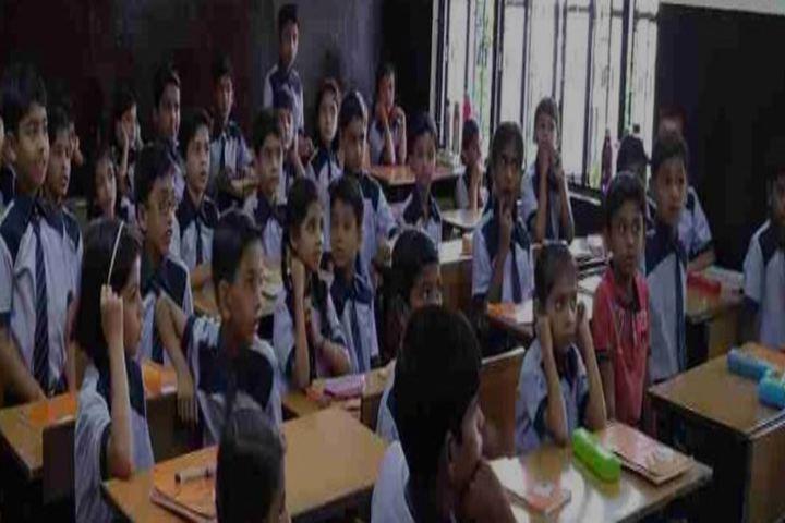 Itma Vidya Niketan-Classroom