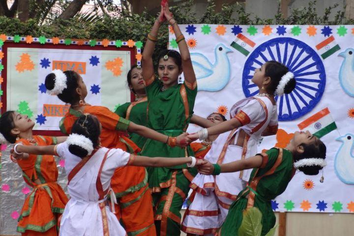 ITMA Vidya Niketan-Independence Day Event