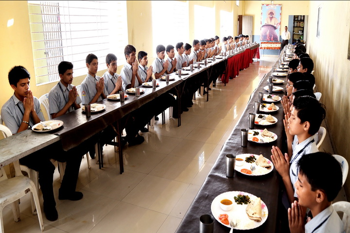 J J Public School-Dining Hall