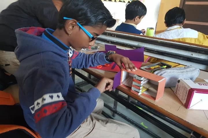 Jain International School-Art and Craft