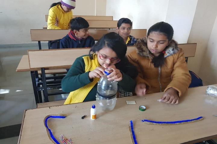 Jain International School-Classroom