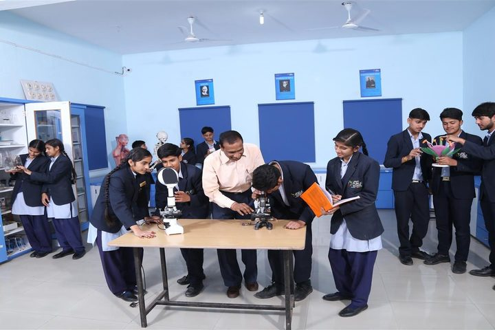 Jain Public School-Biology Lab
