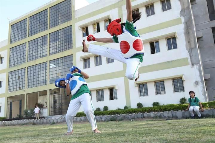 Jain Public School-Boxing