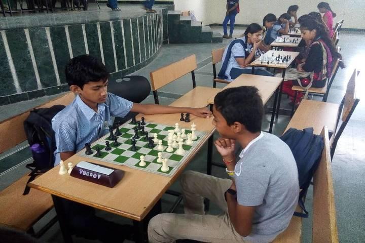 Jain Public School-Indoor Games