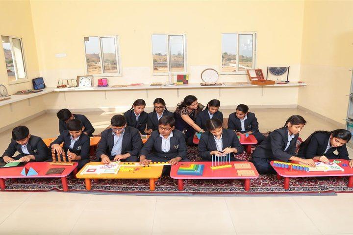 Jain Public School-Maths Lab