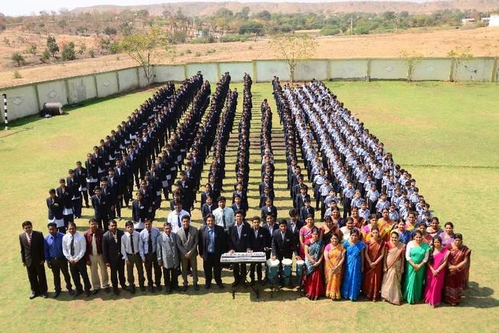 Jain Public School-Morning Assembly