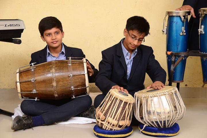 Jain Public School-Music
