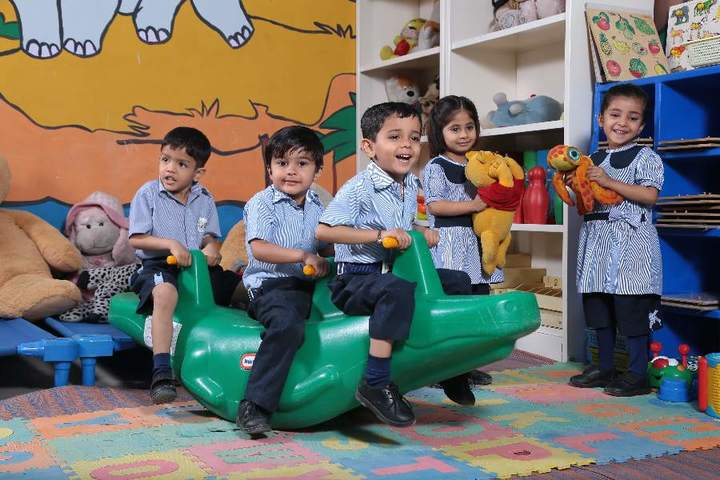 Jain Public School-Play Area