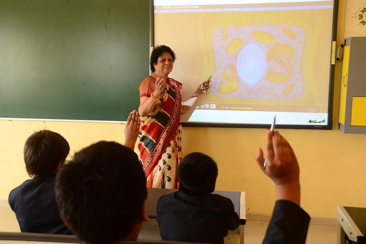 Jain Public School-Smart Classes