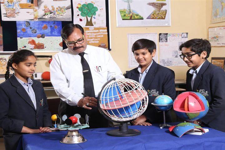 Jain Public School-Social Science Lab