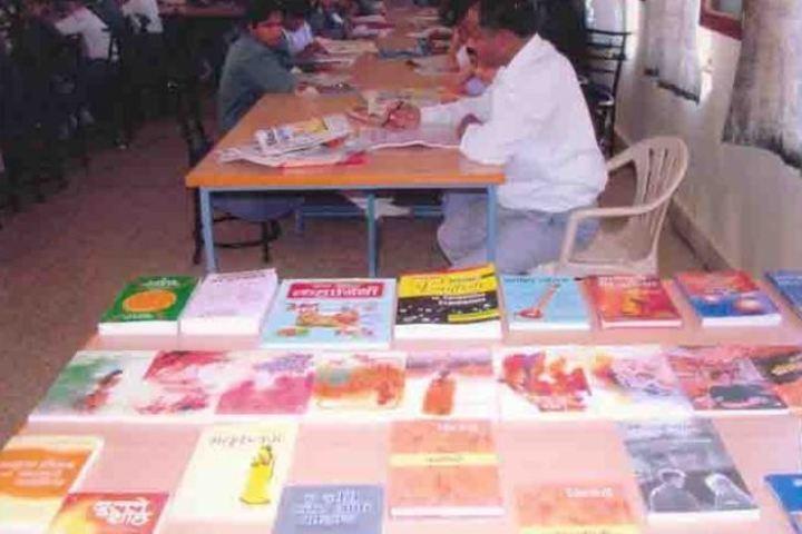 Jawahar Navodaya Vidyalaya-Book Exhibition