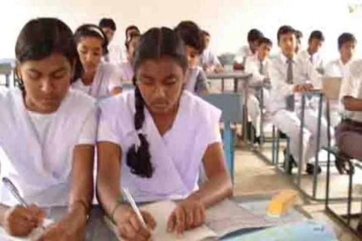 Jawahar Navodaya Vidyalaya-Classsroom