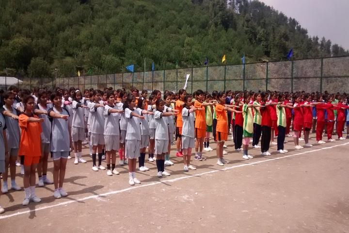 Jawahar Navodaya Vidyalaya-Sports Oath