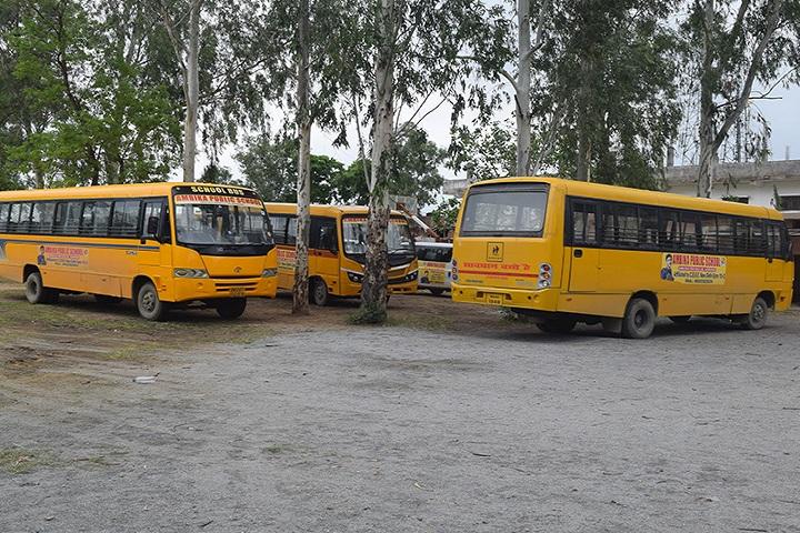 Ambika Public School-Bus