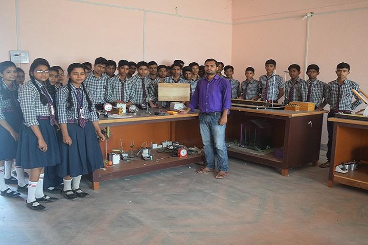 Ambika Public School-Physics Lab