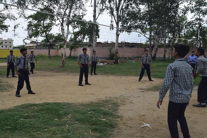 Ambika Public School-Play Ground