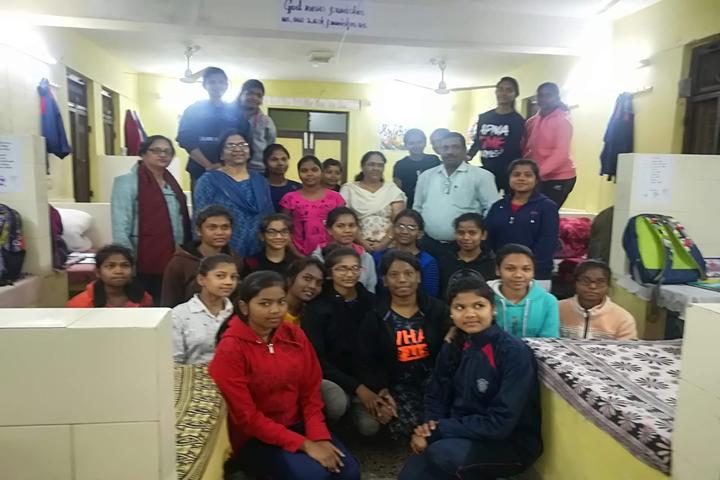 Jawahar Navodaya Vidyalaya-Girls Hostel