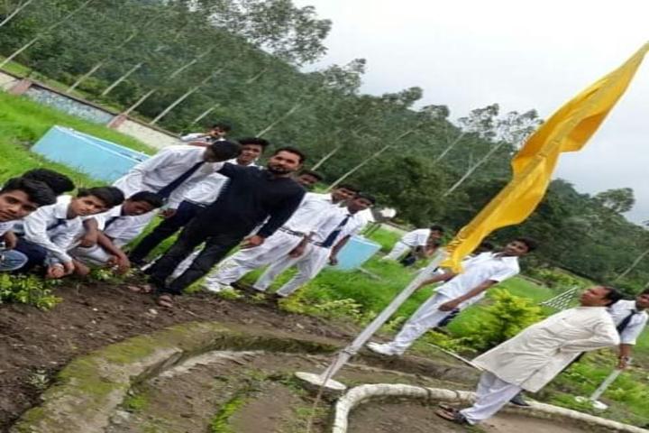 Jawahar Navodaya Vidyalaya-National Service Scheme