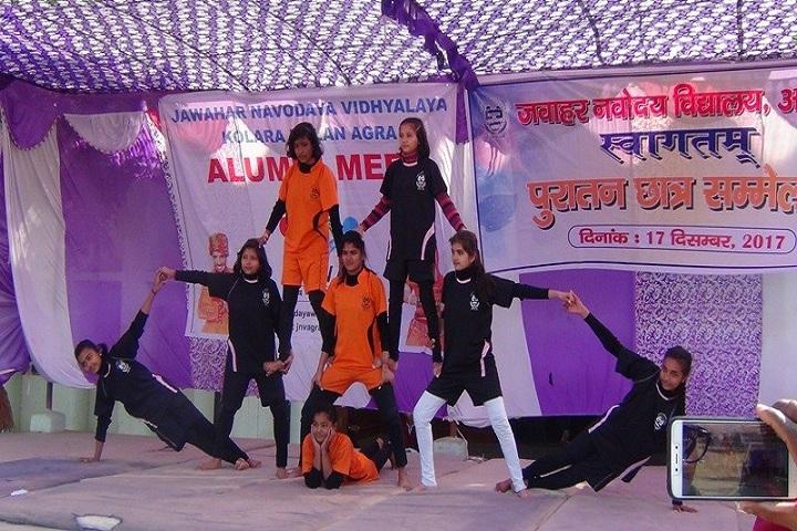 Jawahar Navodaya Vidyalaya-Alumni Meet Celebration