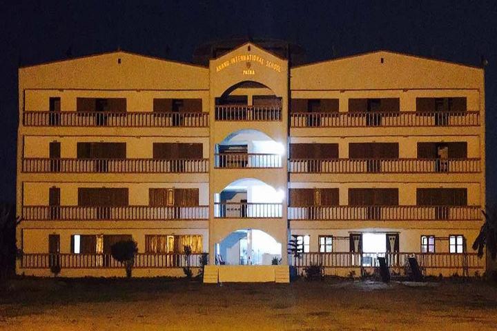 Anand International School-School