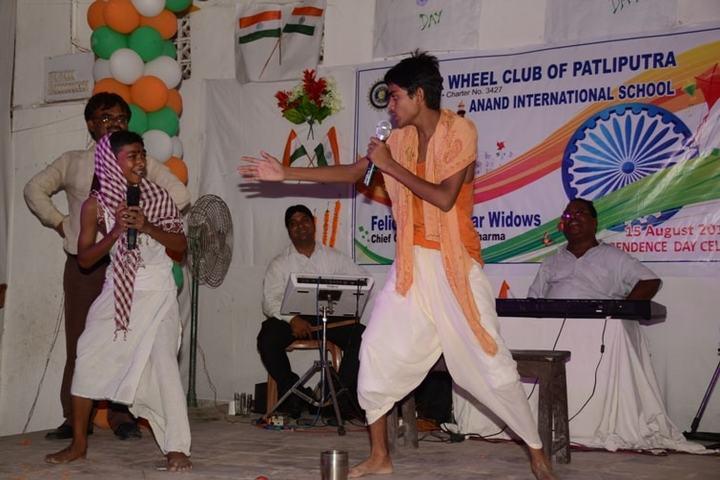 Anand International School-Gandhi Jayanti