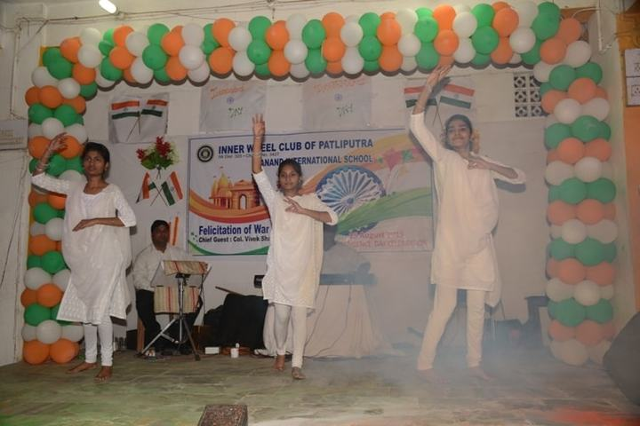 Anand International School-Republic Day