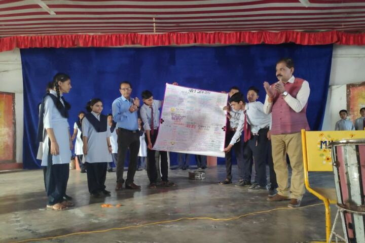Jawahar Navodaya Vidyalaya-Poster Presentation