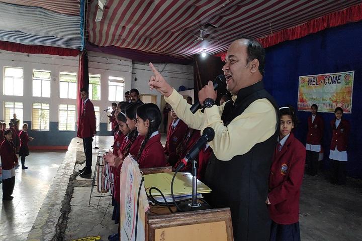 Jawahar Navodaya Vidyalaya-Speaker