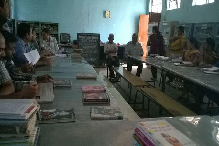 Jawahar Navodaya Vidyalaya-Staffroom