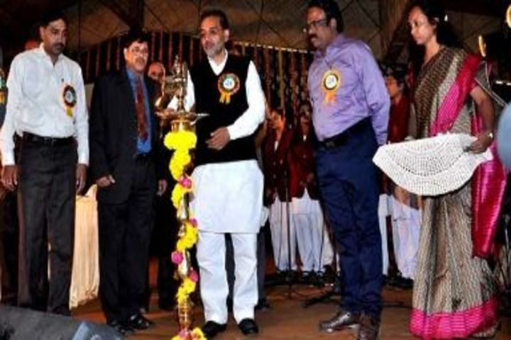 Jawahar Navodaya Vidyalaya-Lamping Ceremony