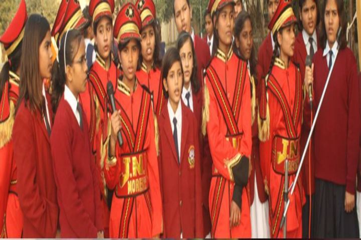 Jawahar Navodaya Vidyalaya-Singing Event