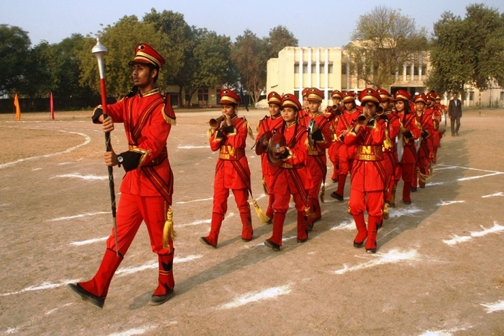 Jawahar Navodaya Vidyalaya-Marching